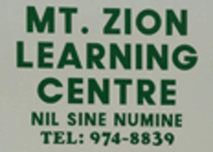 Mount Zion Learning Centre logo
