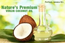 Nature's Premium Virgin Coconut Oil logo