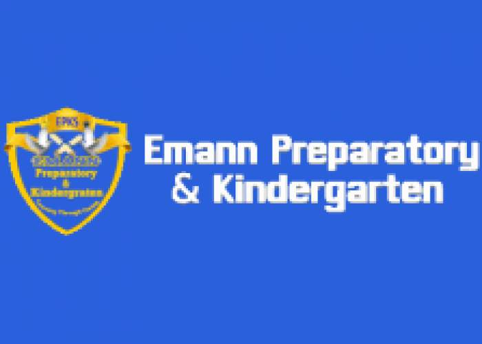 Emann Prep Kindergarten & Child Care Centre logo