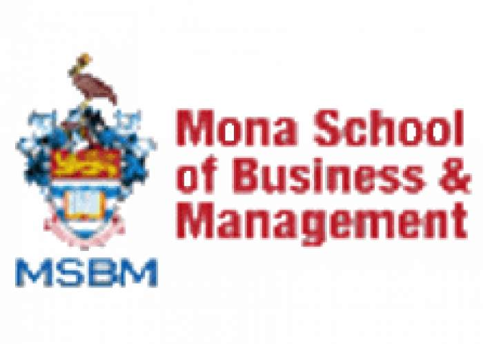 Mona School Of Business And Management logo