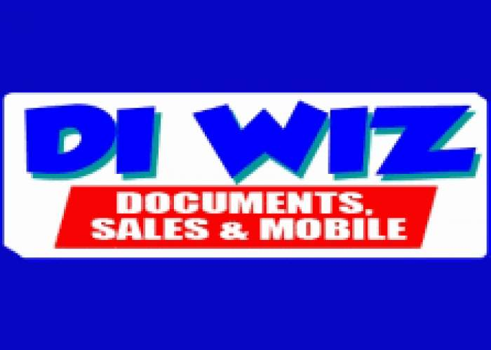 Diwiz Docs, Sales & Mobile/Remote Support logo