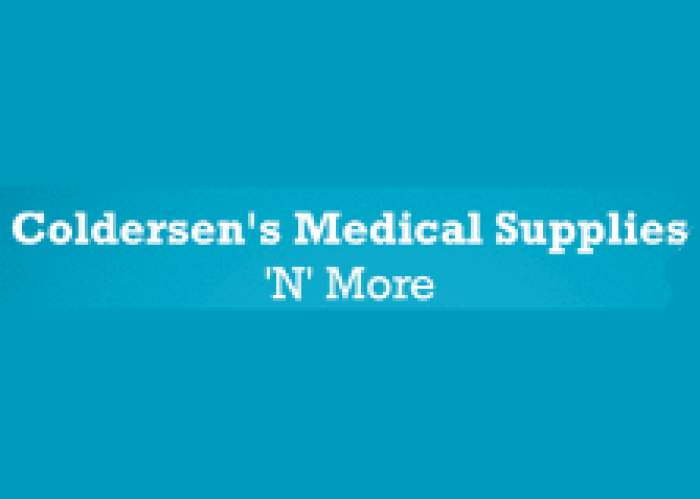 Coldersen's Medical Supplies 'N' More Ltd logo