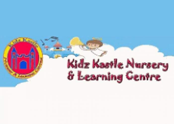 Kidz Kastle Nursery and learning Cen logo