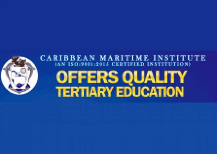 Caribbean Maritime Institute logo
