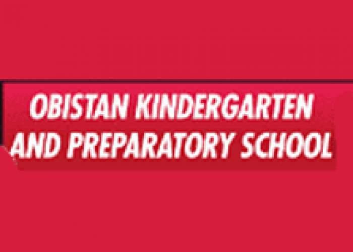 Obistan Kinder Prep School logo