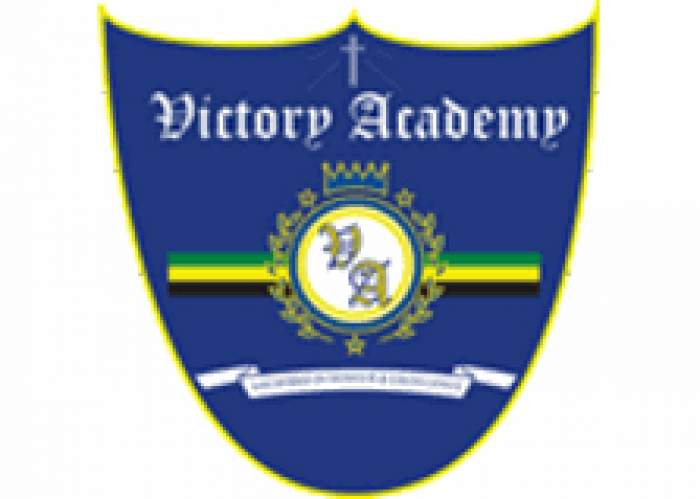 Victory Academy logo