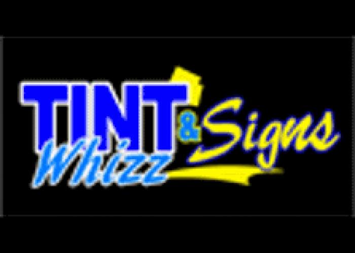 Tint Whizz & Signs logo