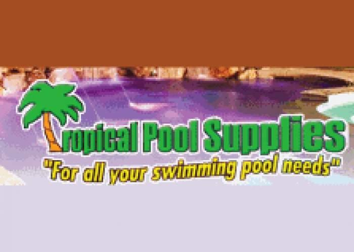 Tropical Pool Supplies logo