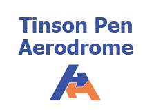 Tinson Pen Aerodrome logo