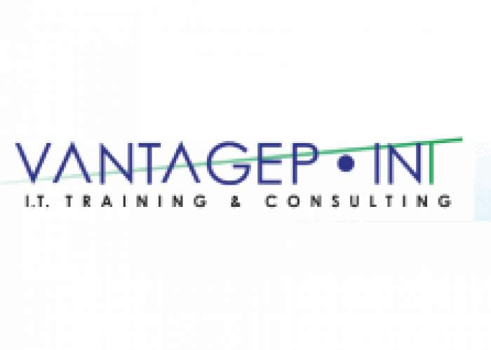 VantagePoint I.T. Training and Consulting logo