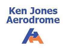 Ken Jones Aerodrome logo