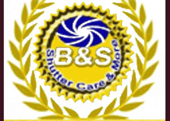 B & S Shutter Care and More logo