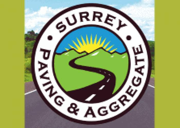 Surrey Paving & Aggregate Co Ltd logo