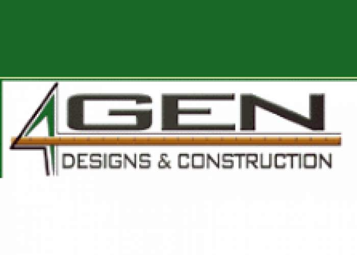 4Gen Design & Construction Ltd logo