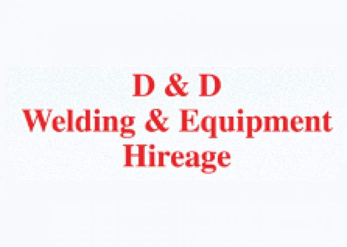 D & D Welding & Equipment Hireage logo