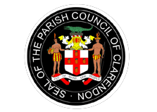 Clarendon Parish Council logo