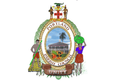 Portland Parish Council logo