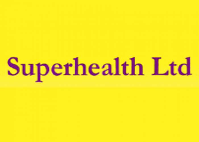 Superhealth Ltd logo
