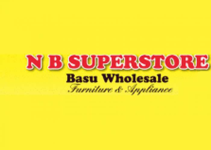N B Superstore Basu Wholesale logo