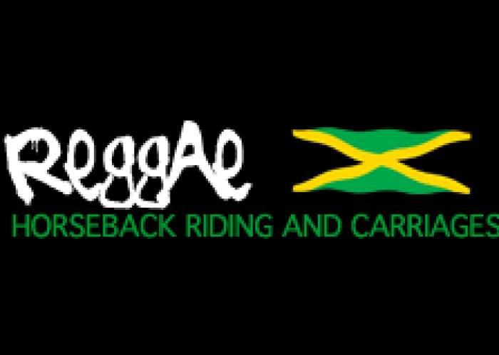 Reggae Horseback Riding logo