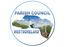 Westmoreland Parish Council logo
