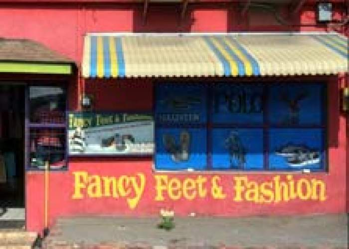 Fancy Feet & Fashion logo