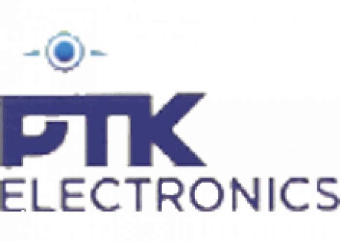 PTK Electronics logo