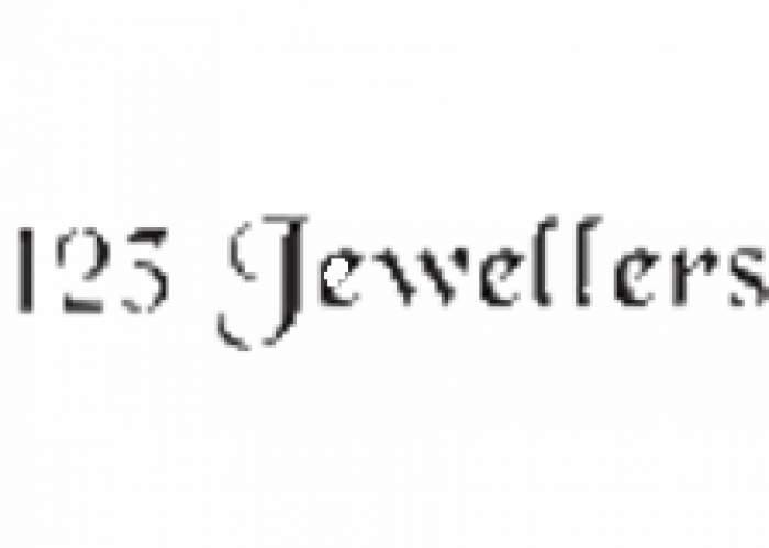 123 Jewellers logo