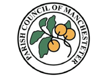 Manchester Parish Council logo