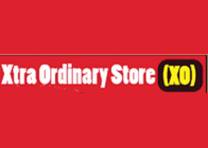 The Xtra Ordinary (XO) Store  logo