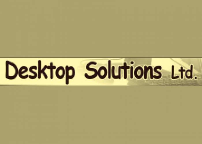 Desktop Solutions Ltd logo