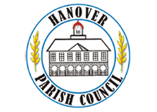 Hanover Parish Council logo