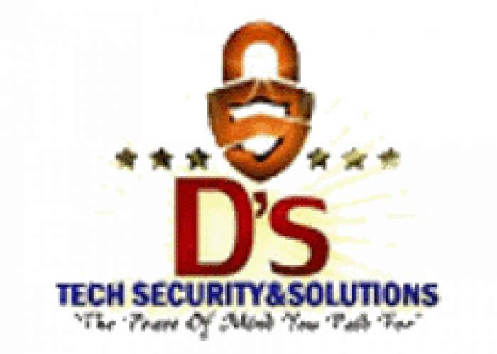 D's Tech Security & Solution logo