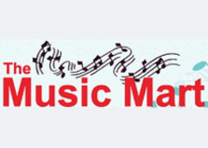 The Music Mart logo