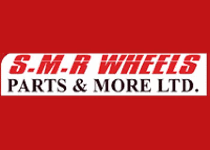 S.M.R. Wheels Parts And More Ltd logo