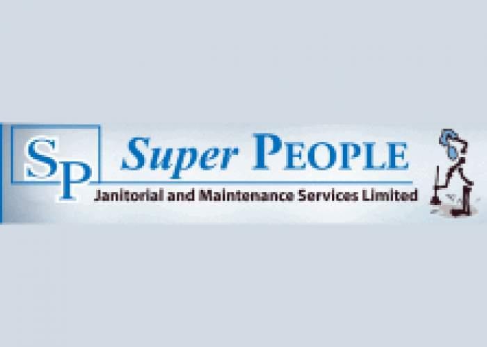Super People Janitorial & Maintenance Servs Ltd logo