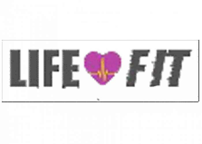 Life Fit Training Centre logo