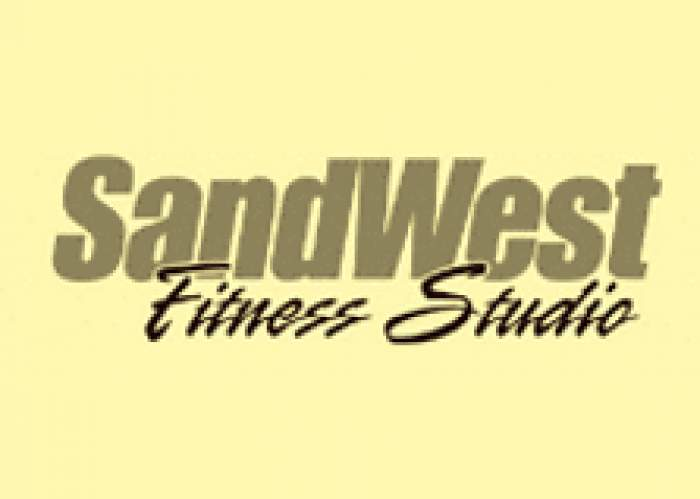Sand West Fitness Studio logo