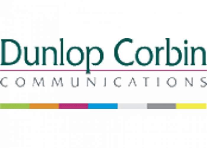 Dunlop Corbin Communications logo