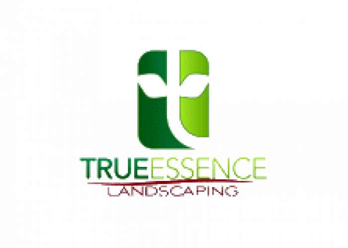True Essence Landscaping logo