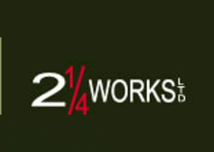 2 1/4 Works Ltd logo