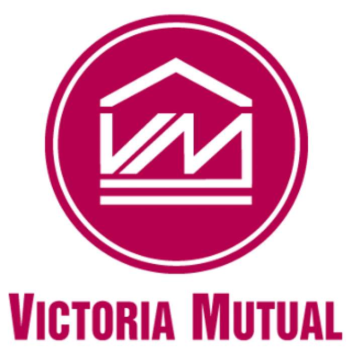 Victoria Mutual Bldg Socy The logo