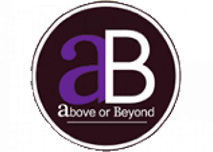 Above or Beyond logo