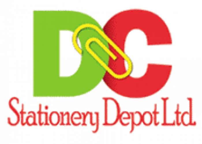 DC Stationery Depot Ltd logo