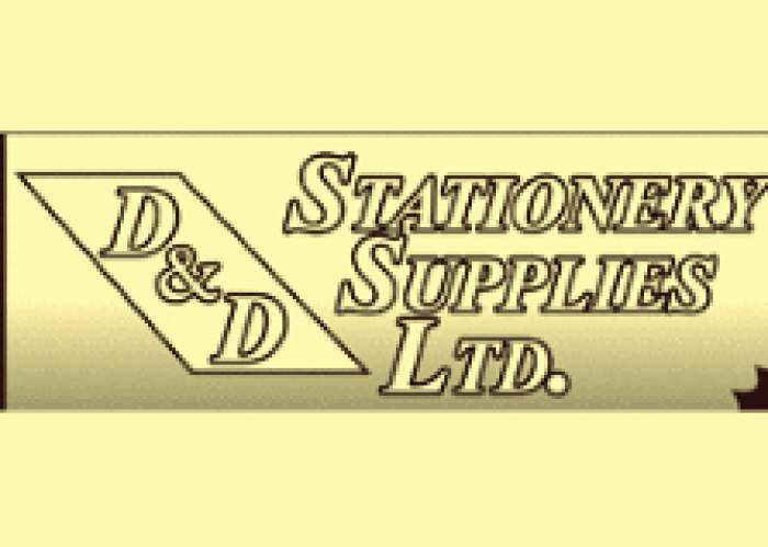 D & D Stationery Supplies Ltd logo