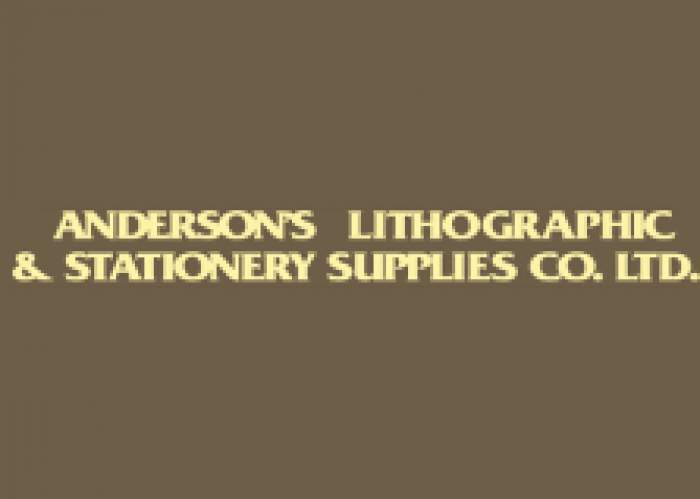 Anderson's Lithographic & Stationery Supplies Co Ltd logo