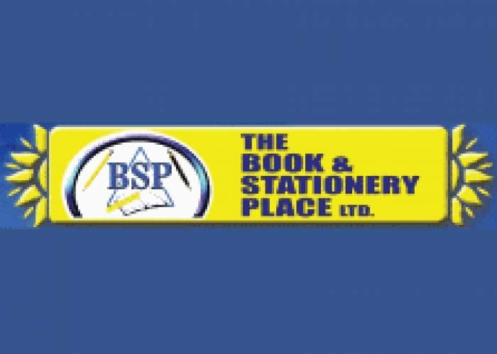 The Book & Stationery Place  logo