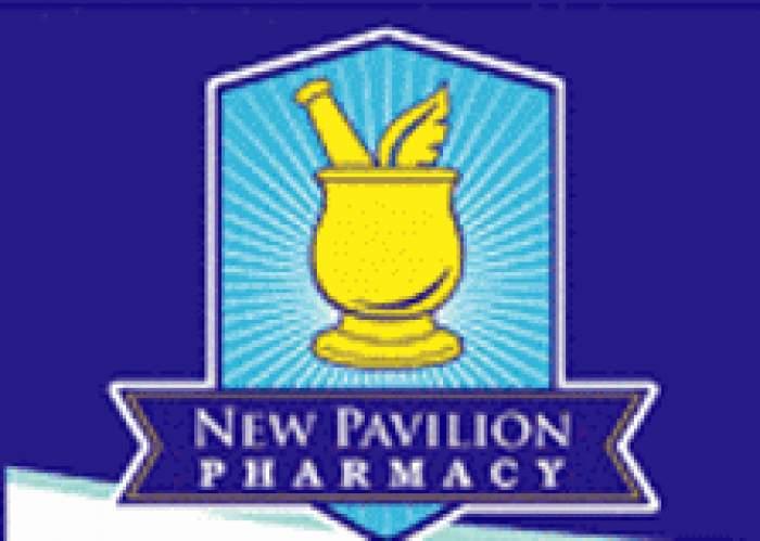 New Pavilion Pharmacy logo