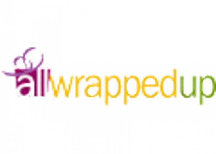 All Wrapped Up logo