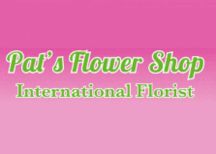 Pat's Flower Shop Ltd logo